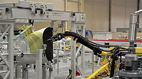国防部牵头成立先进机器人制造创新机构