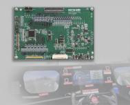 全球首发!罗姆开发出面向高清液晶面板的车载芯片组