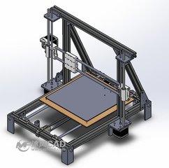 3D打印机质量通过率为零  电机是性能提升关键