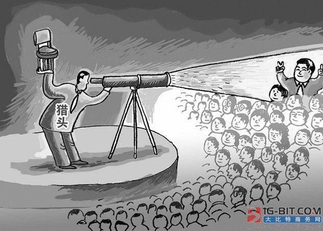 中国大陆挖角台湾面板人才的量变与质变
