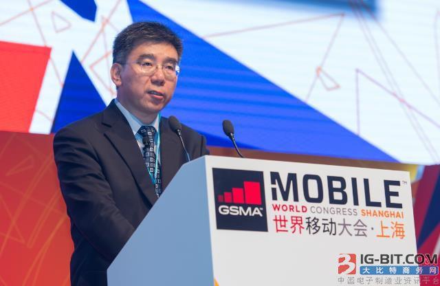 中兴董事长:5G技术物联网正引发第四次工业革命