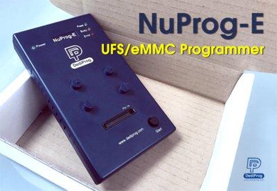 得镨电子科技推出全系列UFS工程及量产烧录的解决方案