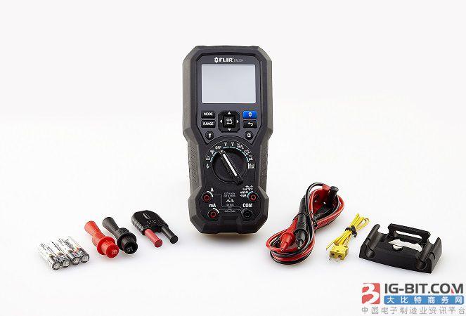 RS Components推出针对电气维护应用的先进
