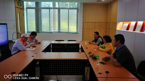 北海市质检所深入德昌电机(北海)有限公司开展服务工作