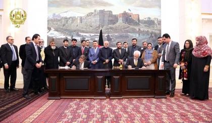印度助建阿富汗加兹尼-坎大哈输电线路