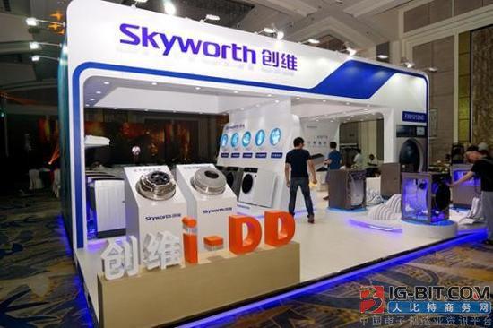 引领产业升级发展,创维掌握洗衣机DD变频核心科技