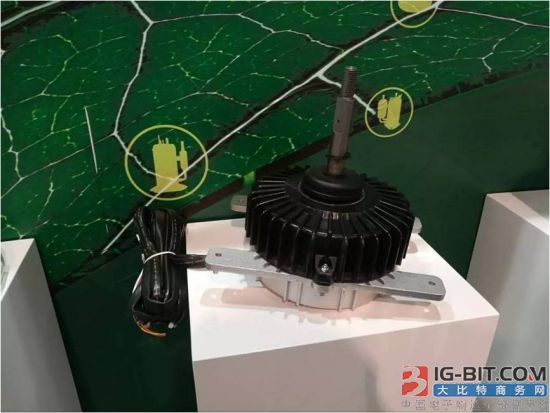 高效空调塑封BLDC电机