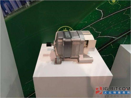 滚筒洗衣机BLDC电机