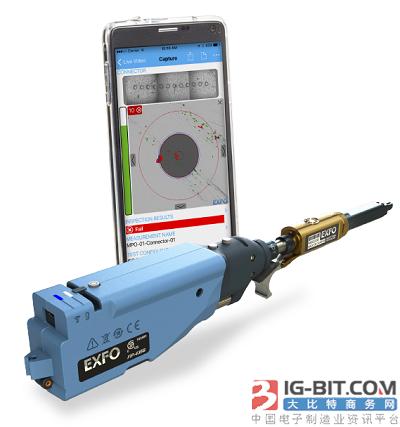 EXFO 针对多光纤连接器测试发布新产品