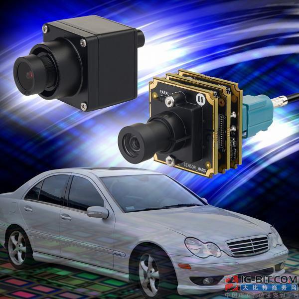 安森美半导体推出创新的模块化汽车成像平台