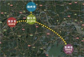 宁苏量子干线延长:亨通光电承建