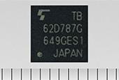 东芝开发单线信号LED驱动器IC 可实现电路板小型化
