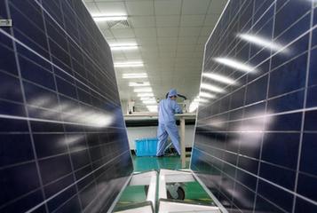 台湾太阳能厂财报:美国反倾销税、连假影响营收
