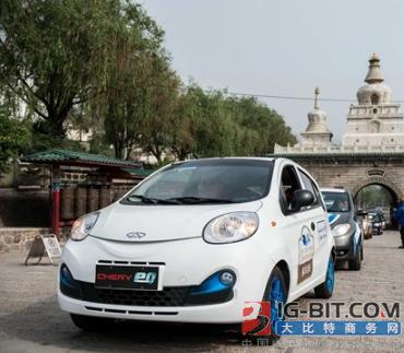 奇瑞投诉奔驰新能源汽车侵权:要求禁售!