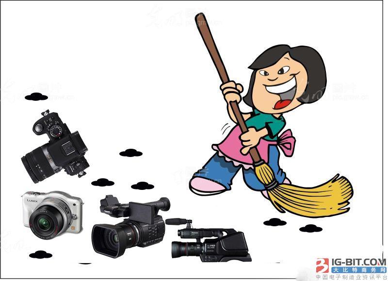 """松下将全面""""清理""""数码相机等亏损业务"""