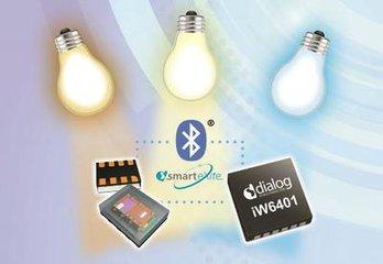 艾迈斯推出AS7225 可调白光智能照明系统传感器