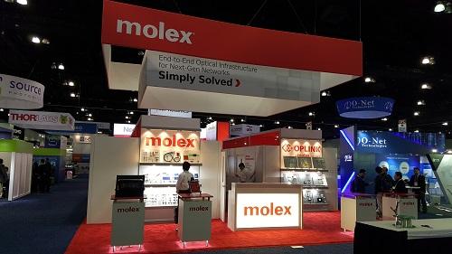 OFC2017:与Molex谈光纤连接器技术趋势