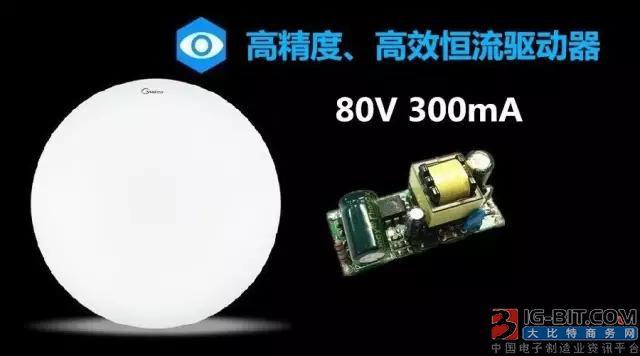 18~36W内置MOS双绕组LED驱动芯片方案