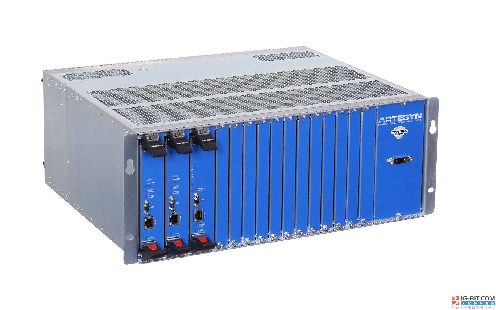 雅特生科技推出可支持车载应用的ControlSafe 满足SIL4 标准的 安全计算机平台