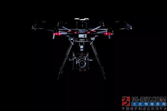 逆天1亿像素!大疆发布史上最强航拍无人机