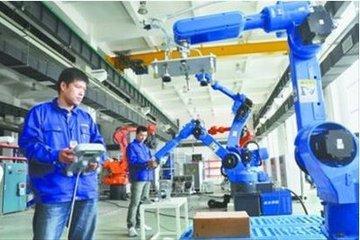 中国工业机器人企业扎堆 为何推广应用落地难?