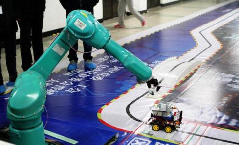 制造业必需实现自动化才能保持行业竞争力