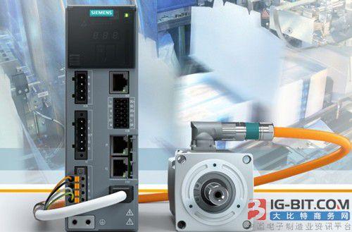 西门子推出全新伺服驱动系统 动态性能佳精度高