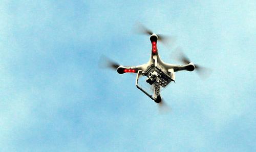 无人机领域竞争激烈 专利战争掀起产业全球洗牌