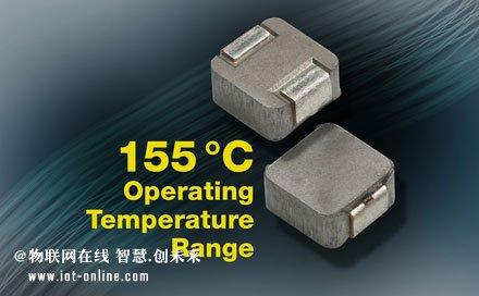 Vishay推出新的IHLP 超薄、大电流电感器