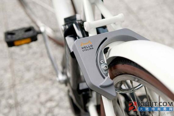 ofo参与发射民用卫星 共享单车将有卫星监控