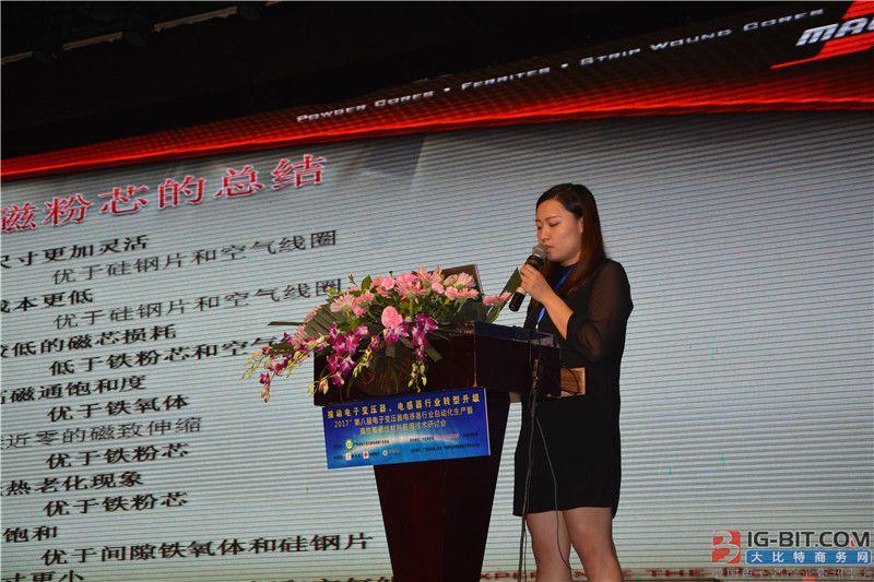 美国磁性材料公司高级工程师董晟楠