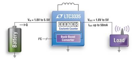 适用于电池供电医疗仪器的先进转换器