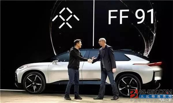 乐视电动汽车FF91被迫停产高清图片