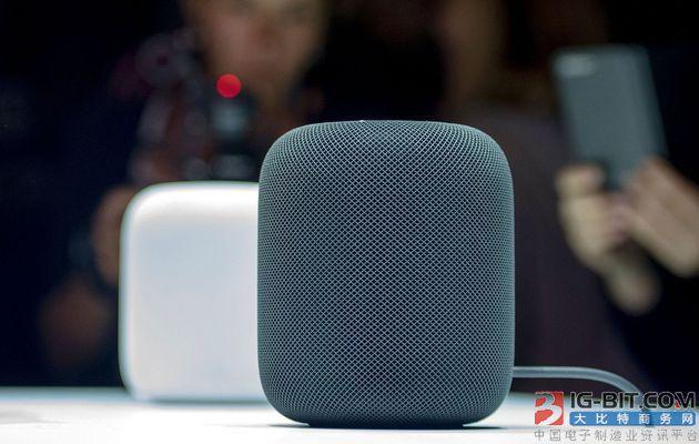 苹果推出智能音箱HomePod 智能照明有望借机上位?