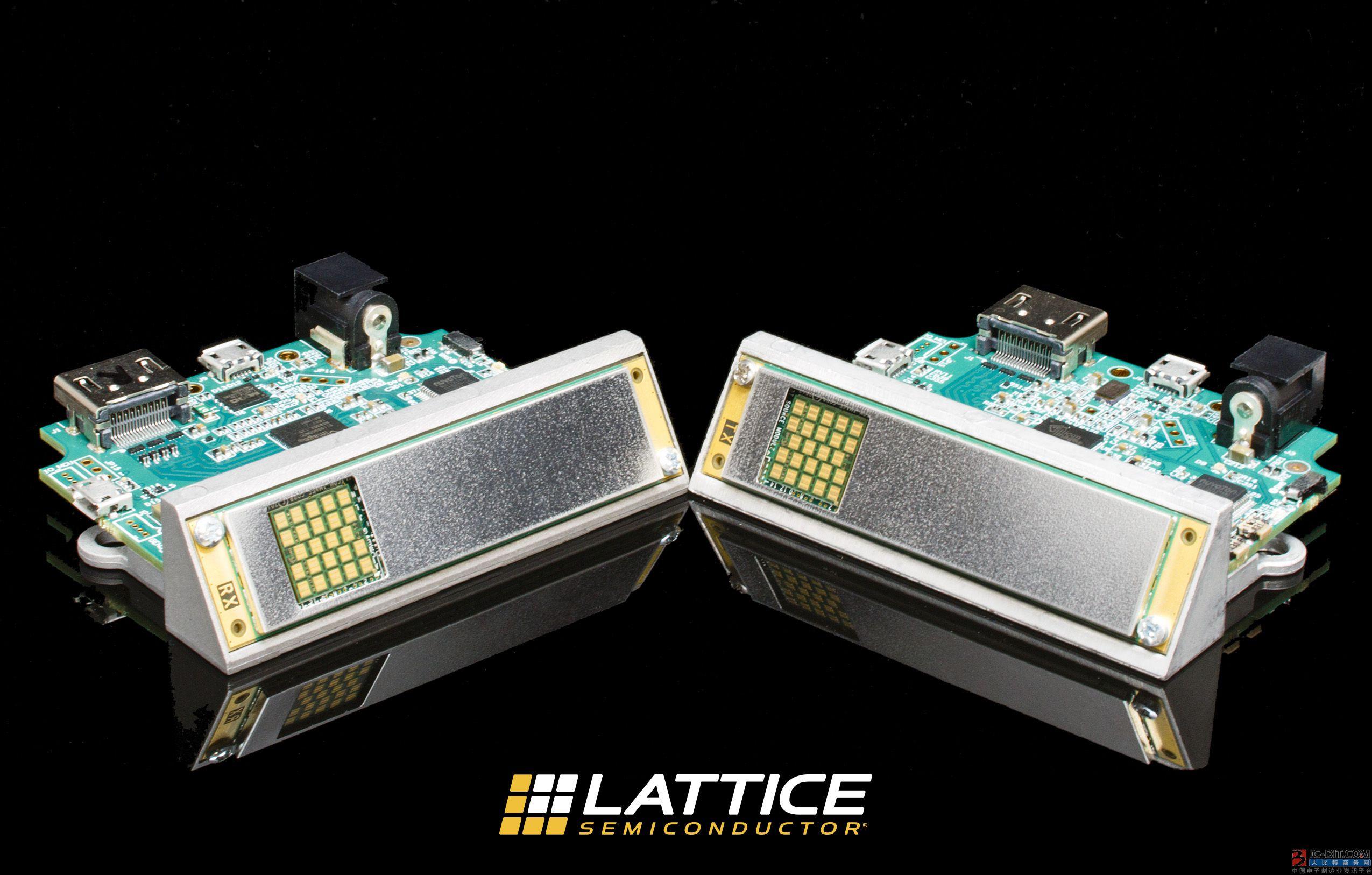莱迪思推出支持蓝光质量视频的超高清无线解决方案