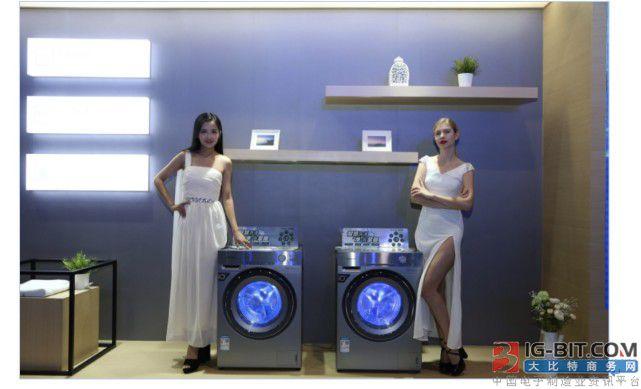 松下推三款健康洗衣机 光动银技术杀菌有一套