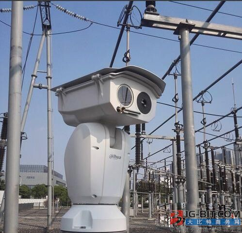 大华股份DH-TPC-PT8X20系列热成像双目云台