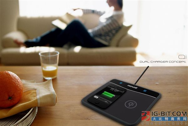 移动终端充电方式大突破:真正无线充电