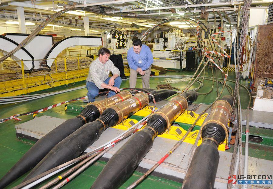 海底光缆市场:国内外有别 优秀厂商成建设主力军