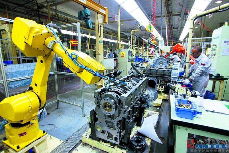 自动化制鞋机 工业机器人将面临增长拐点