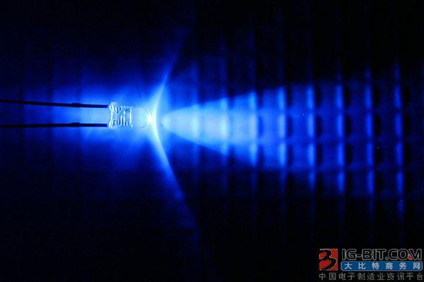 小间距显示屏需求强 支撑蓝光LED产能