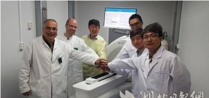 华科造出世界最清晰医学影像仪 首台在芬兰装机