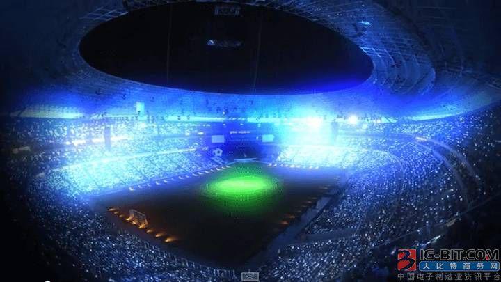 体育场馆照明市场升温,LED企业如何抢占市场先机