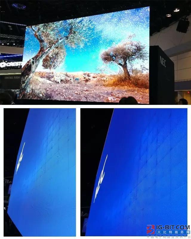 美国InfoComm2017:LED显示屏行业最新发展趋势都在此!
