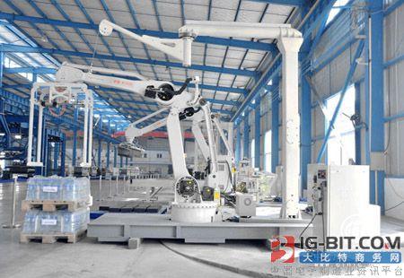 河南安阳机器人产业小镇:催动传统园区转型升级