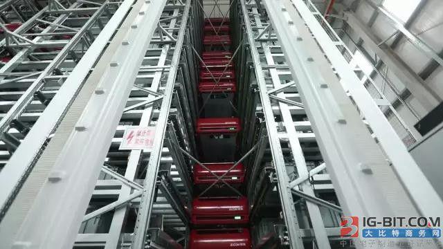 京东618智慧物流黑科技! 无人仓投入运营,机器人批量化生产