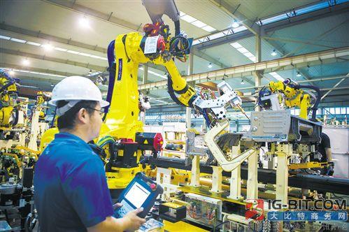 广东制造业迈向工业4.0的渐进式路径