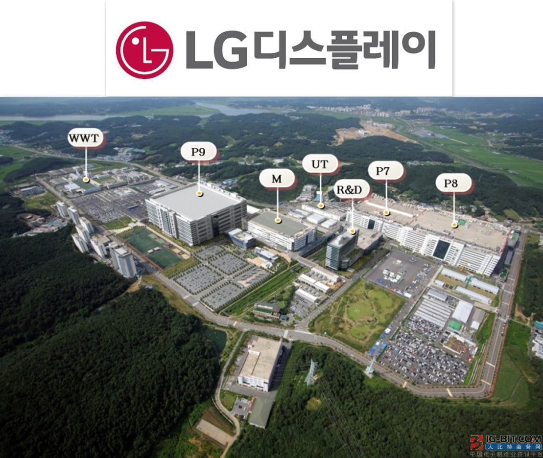 LGD 8.5代厂突发事故停工14-30天,Q3面板阴转晴