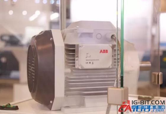 ABB重磅推出两款电机新品