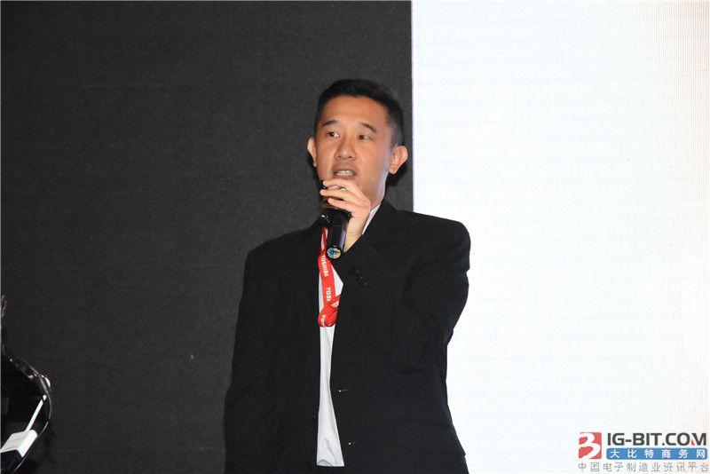 东芝电子主管工程师何家明